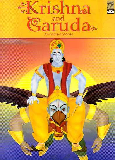 Krishna and Garuda (Animated Stories) (DVD)