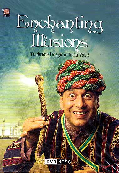 Enchanting Illusions (Traditional Magic of India Vol. 2) (DVD)