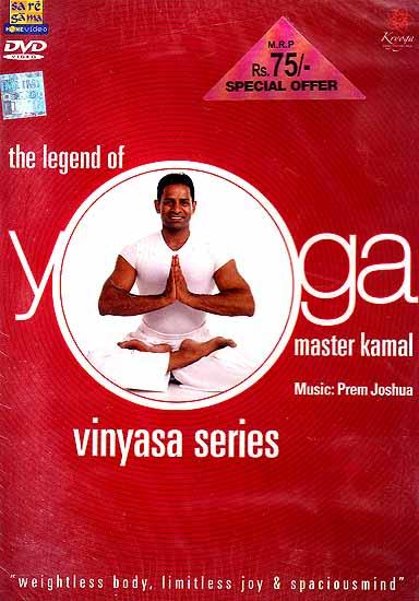 The Legend of Yoga, Master Kamal – Vinyasa Series (DVD)