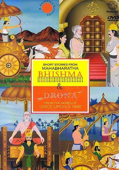 Bhishma & Drona (Short Stories From Mahabharatha) (DVD)