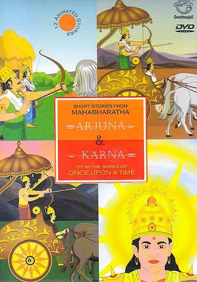 Arjuna & Karna (Short Stories of Mahabharata) (DVD)