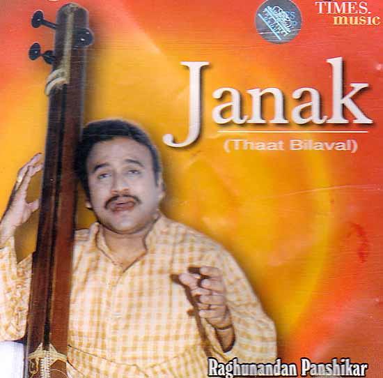 Janak (Thaat Bilaval) (Audio CD)