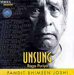 Unsung (Raga Puriya) (Audio CD)