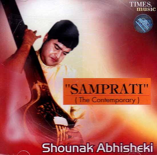 Sampratti (The Contemporary) (Audio CD)