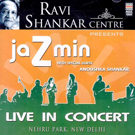 Jazmin: Live In Concert (Audio CD)