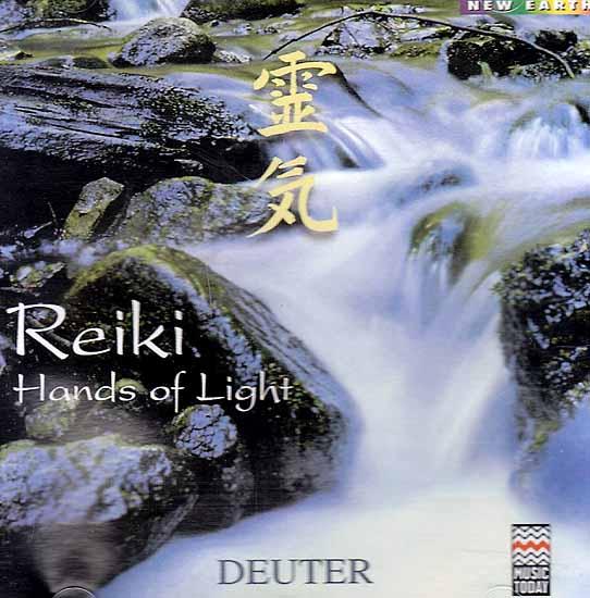 Reiki (Hands of Light) (Audio CD)