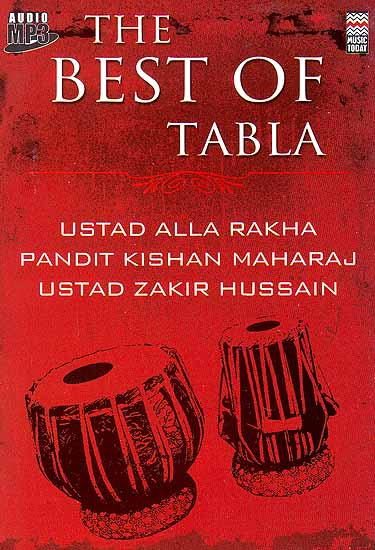 The Best of Tabla (Audio MP3)