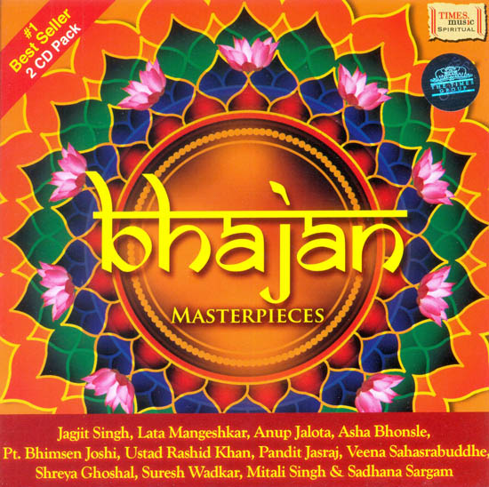 Bhajan Masterpieces (2CD Pack) (Audio CD)