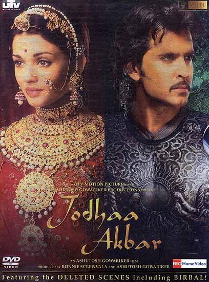 Jodhaa Akbar (Three DVD Pack)
