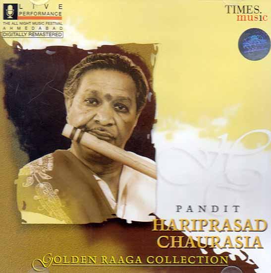 Pandit Hariprasad Chaurasia (Golden Raaga Collection) (Audio CD)