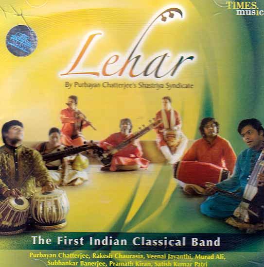 Lehar (Booklet Inside) (Audio CD)