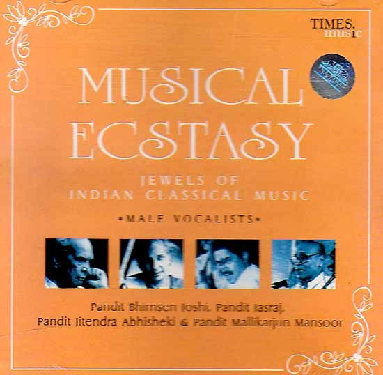 Musical Ecstasy (Jewels of Indian Classical Music) (Audio CD)