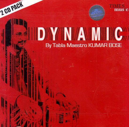 Dynamic by Tabla Maestro Kumar Bose  (2 CD Pack) (Audio CD)