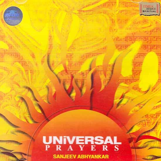Universal Prayers (Audio CD)