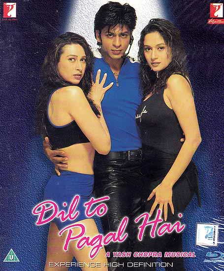 Dil To Pagal Hai (Blu-Ray Disc)