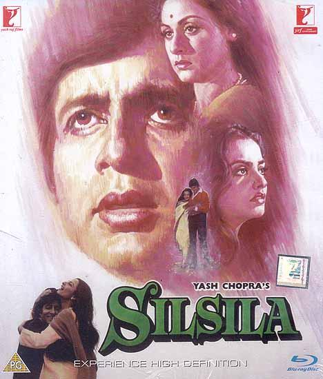 Silsila (Blu-Ray Disc)