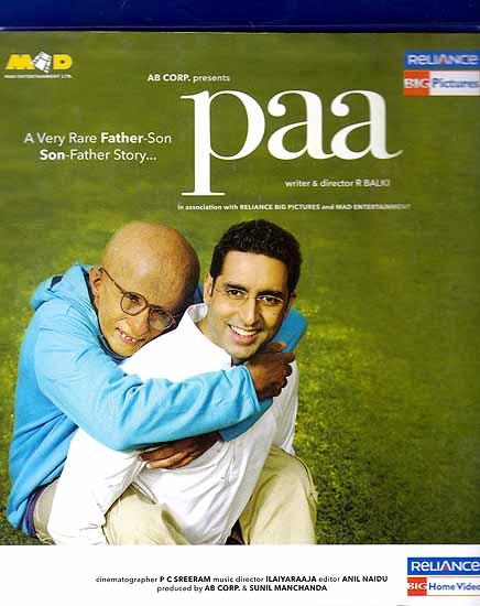 Paa (Blu-Ray Disc)