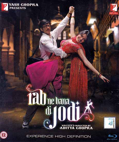 Rab Ne Bana Di Jodi (Blu-Ray Disc)