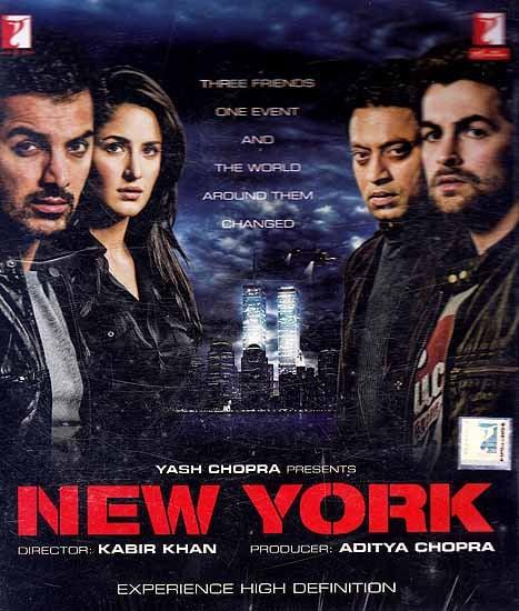 New York (Blu-Ray Disc)