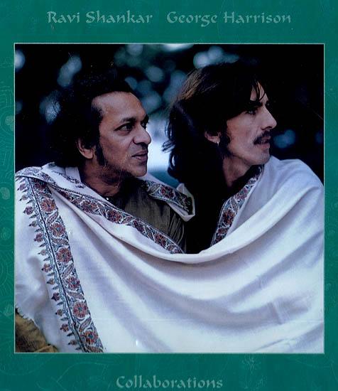 Ravi Shankar Geroge Harrison (Collaborations) (3 CDs + DVD)