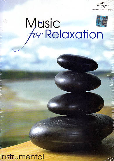 Music For Relaxation: Instrumental (Set of 3 Audio CDs)