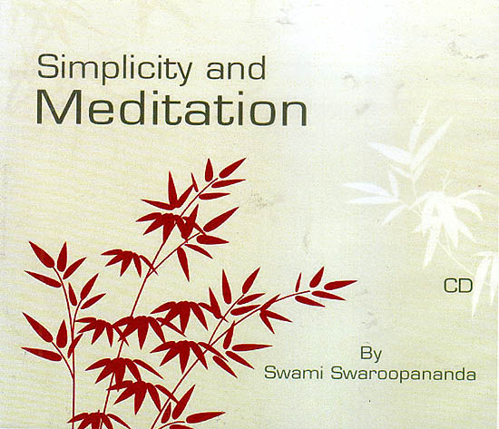 Simplicity And Meditation (Audio CD)