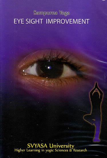 Sampurna Yoga: Eye Sight Improvement  (DVD)