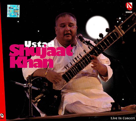 Ustad Shujaat Khan: Live in Concert (Audio CD)