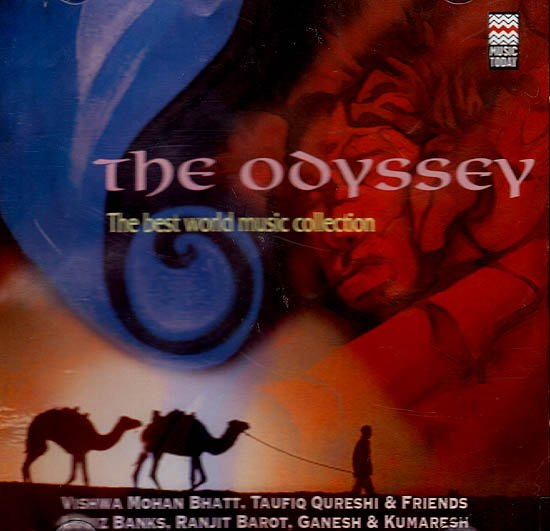 The Odyssey: The Best world Music Collection (Audio CD)