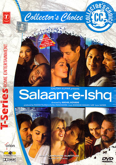 Salaam-e-Ishq: Collector's Choice  (Set of 2 DVD's)