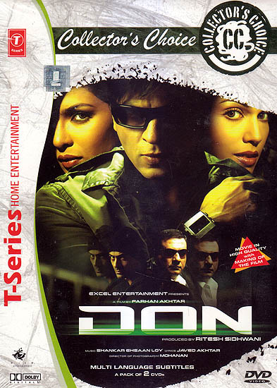Don: Collector's Choice (Set of 2 DVDs)