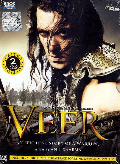 Veer (Set of 2 DVDs)