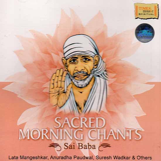 Sacred Morning Chants Sai Baba (Audio CD)
