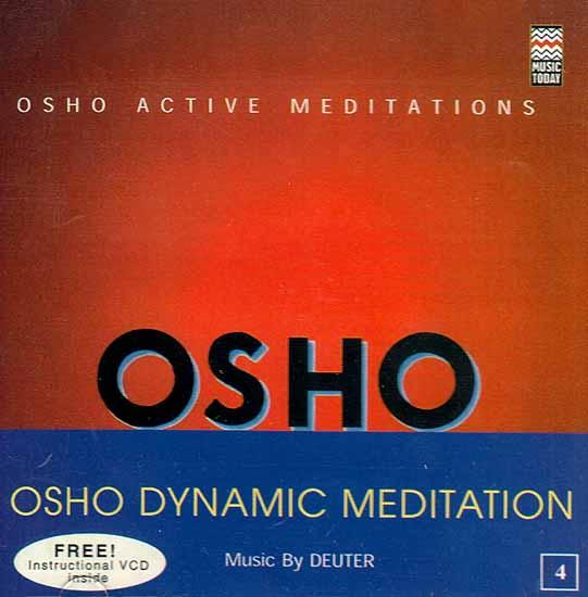 Osho Dynamic Meditation (Audio CD)