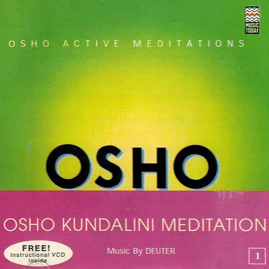 Osho Kundalini Meditation (Osho Active Meditations) (Audio CD)