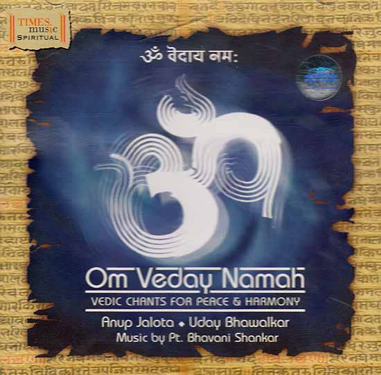 Om Veday Namah (Audio CD)