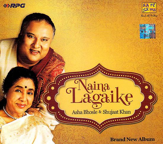 Naina Lagaike (With Booklet Inside) (Audio CD)