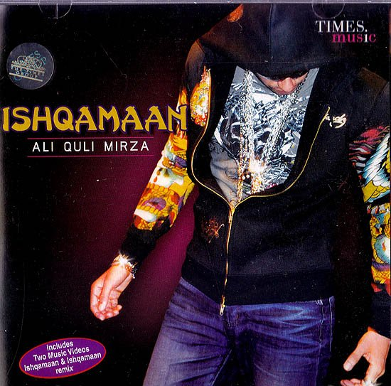 Ishqamaan: Includes Two Music Videos Ishqaman & Inshqaman Remix (Audio CD)