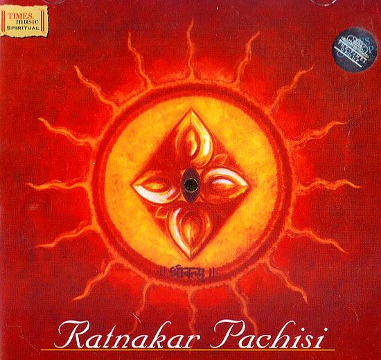 Ratnakar Pachisi  (Audio CD)