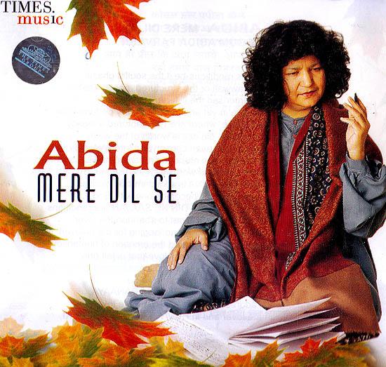 Abida Mere Dil Se (Audio CD)
