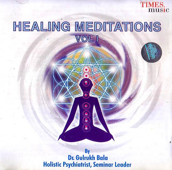 Healing Meditations Vol. 1 (Audio CD)