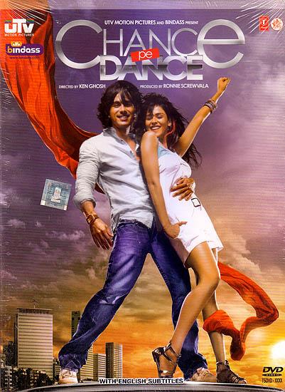 Chance Pe Dance (DVD)