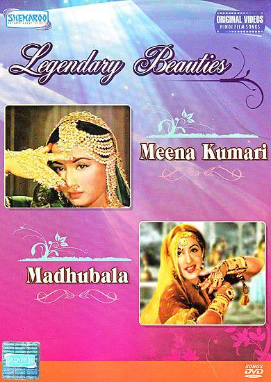 Meena Kumari & Madhubala: Legendary Beauties (Original Film Songs)