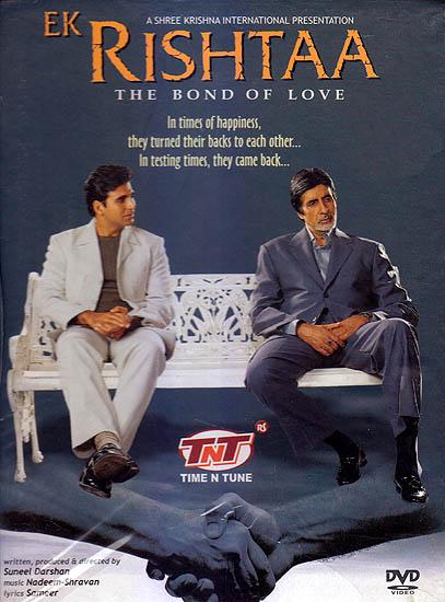Ek Rishtaa: The Bond of Love (DVD)