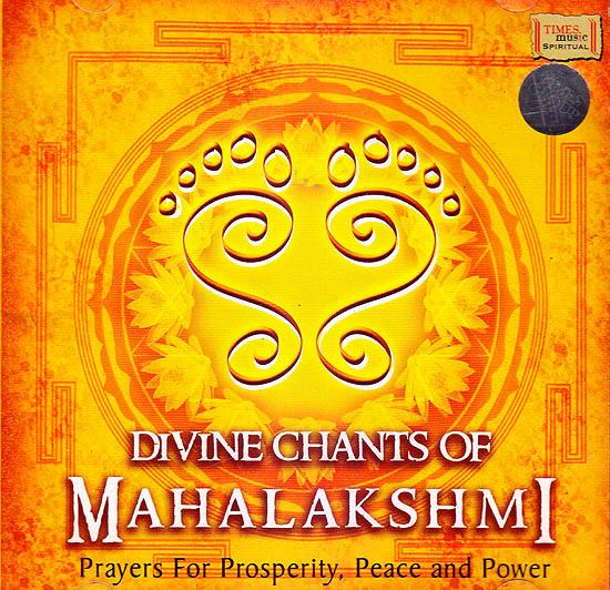 Divine Chants of Mahalakshmi (Audio CD)