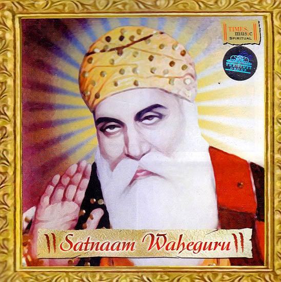 Satnaam Waheguru (Audio CD)