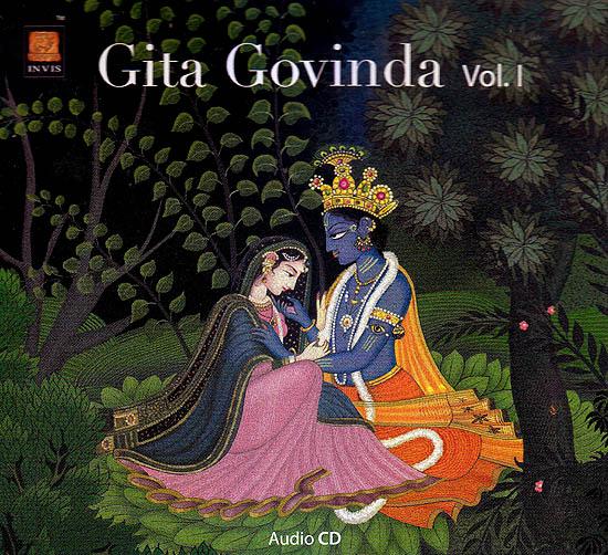 Gita Govinda (Vol. I) (Audio CD)