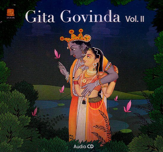 Gita Govinda (Vol. II) (Audio CD)