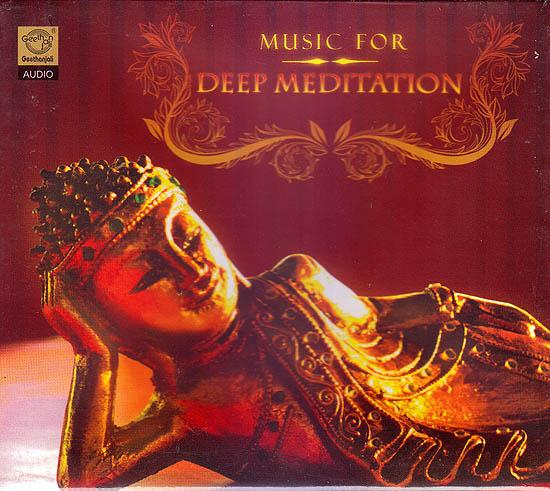 Music For Deep Meditation  (Audio CD)