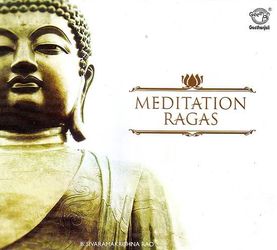 Meditation Ragas  (Audio CD)